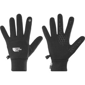 The North Face Etip Fleece handsker sort